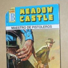 Cómics: TEBEOS-COMICS GOYO - MEADOW CASTLE - MAESTRO DE PISTOLEROS *AA99. Lote 39349446