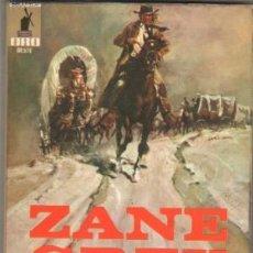 Cómics: BIBLIOTECA ORO OESTE MOLINO Nº 63 - ZANE GREY - LA COLINA DEL CABALLO SALVAJE - 1973 - 192 PGS.. Lote 39909439