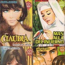 Comics : BIBLIOTECA CHICAS - LOTE DE 5 EJEMPLARES -EDICIONES CID AÑOS 50. Lote 40278344
