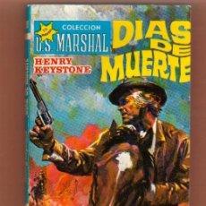 Cómics: NOVELA DEL OESTE COLECCION U.S.MARSHAL Nº 291 VER MIS OTRAS NOVELAS QUE NO TE FALTEN EN TU COLECCION. Lote 41684936