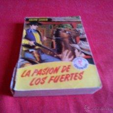 Cómics: NOVELA DEL OESTE DE KEITH LUGER , SERIE COLORADO Nº 166 ¡ BRUGUERA 1960 ¡. Lote 42178648