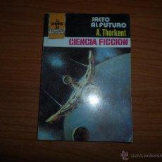 Cómics: HEROES DEL ESPACIO Nº 546 -ED. BRUGUERA -CIENCIA FICCION- THORKENT- SALTO AL FUTURO. Lote 42672447