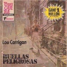 Cómics: SERVICIO SECRETO Nº 1792 / HUELLAS PELIGROSAS / LOU CARRIGAN. Lote 43753911