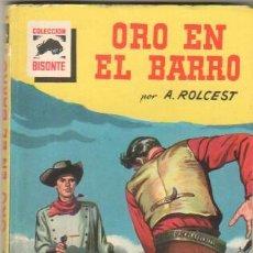 Cómics: COLECCION BISONTE Nº 529 EDI. BRUGUERA 1958 - A.ROLCEST - ROMY SCHNEIDER FOTO- PROVENSAL PORTADA. Lote 43853408