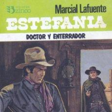 Cómics: COLECCIÓN CINCO PUNTAS Nº38. MARCIAL LAFUENTE ESTEFANIA. ZINCO, 1988. Lote 46159145
