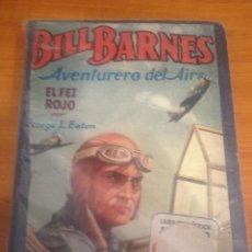 Cómics: BILL BARNES 31-40 ENCUADERNADO Y CON PORTADAS- ESPAÑA. Lote 46431463