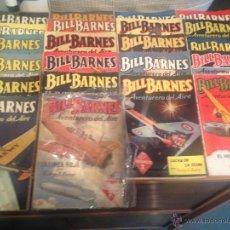 Cómics: 22 BILL BARNES SUELTOS - ESPAÑA - 1942. Lote 46431856