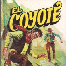 Cómics: EL COYOTE Nº 133 J. MALLORQUI EDITORIAL FAVENCIA 1975. Lote 47678609