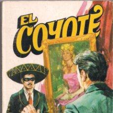 Cómics: EL COYOTE Nº 128 J. MALLORQUI EDITORIAL FAVENCIA 1975. Lote 47678931