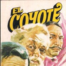 Cómics: EL COYOTE Nº 127 J. MALLORQUI EDITORIAL FAVENCIA 1975. Lote 47678967