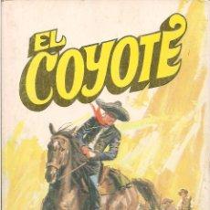 Cómics: EL COYOTE Nº 95 J. MALLORQUI EDITORIAL FAVENCIA 1975. Lote 47680859
