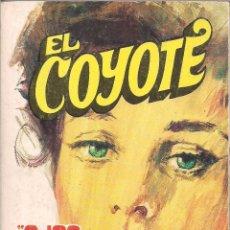 Cómics: EL COYOTE Nº 92 J. MALLORQUI EDITORIAL FAVENCIA 1975. Lote 47681088