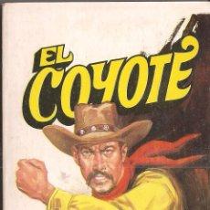 Cómics: EL COYOTE Nº 89 J. MALLORQUI EDITORIAL FAVENCIA 1975. Lote 47681295