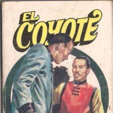 Cómics: EL COYOTE Nº 55 J. MALLORQUI EDITORIAL FAVENCIA 1974. Lote 47699952