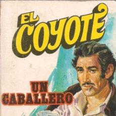 Cómics: EL COYOTE Nº 47 J. MALLORQUI EDITORIAL FAVENCIA 1974. Lote 47700230
