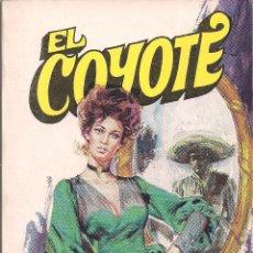 Cómics: EL COYOTE Nº 29 J. MALLORQUI EDITORIAL FAVENCIA 1973. Lote 47700848