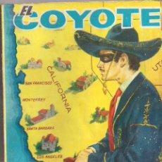 Cómics: EL COYOTE Nº 138 J. MALLORQUI EDICIONES CID 1963 PORTADA DE JANO. Lote 47718315