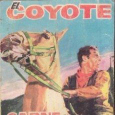 Cómics: EL COYOTE Nº 116 J. MALLORQUI EDICIONES CID 1963 PORTADA DE JANO. Lote 47783309