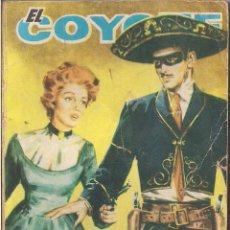 Cómics: EL COYOTE Nº 114 J. MALLORQUI EDICIONES CID 1963 PORTADA DE JANO. Lote 47783493