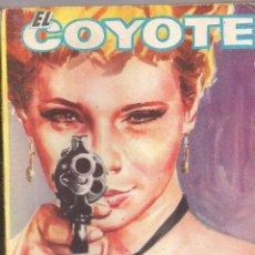 Cómics: EL COYOTE Nº 108 J. MALLORQUI EDICIONES CID 1963 PORTADA DE JANO. Lote 47784561