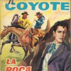 Cómics: EL COYOTE Nº 45 J. MALLORQUI EDICIONES CID 1962 PORTADA DE JANO. Lote 47852993