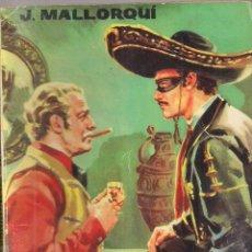 Cómics: EL COYOTE Nº 25 J. MALLORQUI EDICIONES CID 1961 PORTADA DE JANO. Lote 47853763