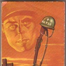 Cómics: RELATOS DE GUERRA EXTRA Nº 6 EDI. TORAY 1962 ALEX SIMMONS - CINCO LETRAS EN UN CASCO. Lote 48391512