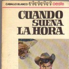 Cómics: CABALLO BLANCO OESTE - HARRY WHITTINGTON - EDITORIAL BRUGUERA 1965 - 223 PGS.. Lote 48506183