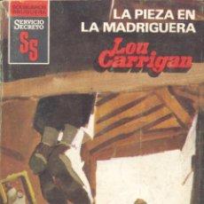 Cómics: SERVICIO SECRETO Nº1644. BRUGUERA, 1982. LOU CORRIGAN. Lote 50923520