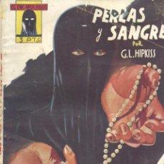 Cómics: EL ENCAPUCHADO Nº8. EDITORIAL CLÍPER, 1947. LÓPEZ HIPKISS. Lote 51148124