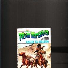 Cómics: RÍO BRAVO HACIA EL ABISMO 1976 EDICIONES ALONSO MADRID . Lote 51319035