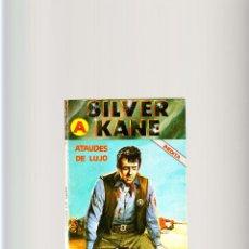 Cómics: SILVER KANE Nº 27 ATAUDES DE LUJO. Lote 51417324