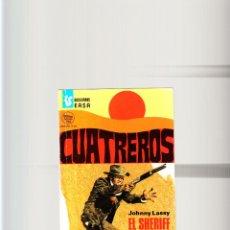 Cómics: CUATREROS EL SHERIFF ACLARA UN CRIMEN . Lote 51417557
