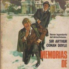 Comics : MEMORIAS DE SHERLOCK HOLMES SELECCIONES DE BIBLIOTECA ORO Nº 243 EDITORIAL MOLINO. Lote 52706023