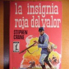 Cómics: LA INSIGNIA DEL VALOR. STEPHEN CRANE. ALCOTAN Nº 74. EDICIONES G.P. BARCELONA. 1959. TAPA BLANDA. 12. Lote 53153715