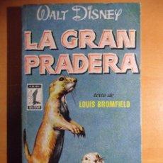 Cómics: LA GRAN PRADERA. WALT DISNEY. ALCOTAN Nº 10. EDICIONES G.P. BARCELONA. 1957. TAPA BLANDA. 158 PAGINA. Lote 53153729