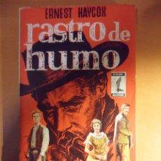 Cómics: RASTRO DE HUMO. ERNEST HAYCOS. ALCOTAN Nº 70. EDICIONES G.P. BARCELONA. 1958. TAPA BLANDA. 159 PAGIN. Lote 53153754