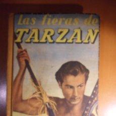 Cómics: LAS FIERAS DE TARZAN. EDGAR RICE BURROUGHS. EDITORIAL GUSTAVO GILI. 1956. TAPA DURA. 271 PAGINAS. 26. Lote 53153854