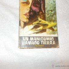 Cómics: LAW SPACE UN MANICOMIO LLAMADO TIERRA. Lote 53230892