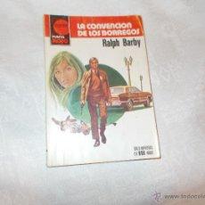 Cómics: RALPH BARBY LA CONVENCIÓN DE LOS BORREGOS. Lote 53231063