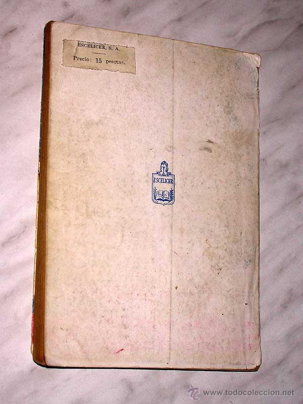 Cómics: SEIS PECADOS. JUSTA TORRES. BIBLIOTECA DE LECTURAS EJEMPLARES Nº 97. ESCELICER, 1952. +++ - Foto 3 - 53693283