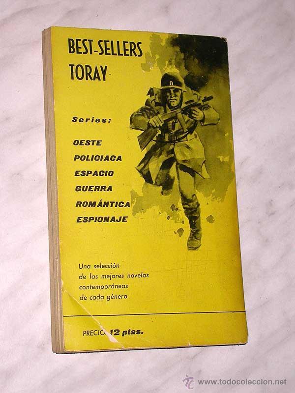 Cómics: CINCO LETRAS EN UN CASCO. ALEX SIMMONS. RELATOS DE GUERRA EXTRA Nº 6. TORAY, 1962. +++ - Foto 2 - 53985588
