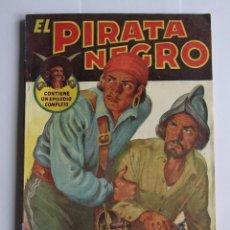 Cómics: EL PIRATA NEGRO_ Nº 15. Lote 54505784