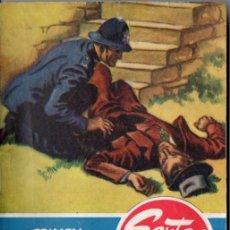 Cómics: SEXTON BLAKE Nº 1 : WALTER TYRER - CRIMEN EN EL CENAGAL (HYMSA). Lote 56259649