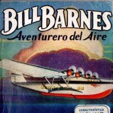 Cómics: GEORGE L. EATON : BILL BARNES - EL SIGNO DEL PUMA (MOLINO, 1940). Lote 56403359