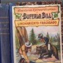 Cómics: AVENTURAS EXTRAORDINARIAS DE BUFFALO BILL : LINCHAMIENTO FRACASADO (SOPENA, C. 1925). Lote 57085961