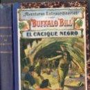 Cómics: AVENTURAS EXTRAORDINARIAS DE BUFFALO BILL : EL CACIQUE NEGRO (SOPENA, C. 1925). Lote 57086010