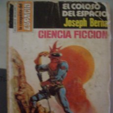 Cómics: EL COLOSO DEL ESPACIO JOSEPH BERNA BOLSILIBROS CONQUISTA DEL ESPACIO Nº 425 BRUGUERA CIENCIA FICCION. Lote 211677170