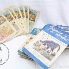 Cómics: CONJUNTO DE 64 PUBLICACIONES PULP - PÁGINAS VIVIDAS. J.M. FOLCH I TORRES - PEÑARROYA, MUNTAÑOLA.... Lote 75502399