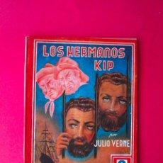 Cómics: LOS HERMANOS KIP - JULIO VERNE - COLECCION GRANDES AUTORES Nº 9 - AMELLER EDITOR. Lote 60318687